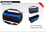 Collapsable Tool Bag